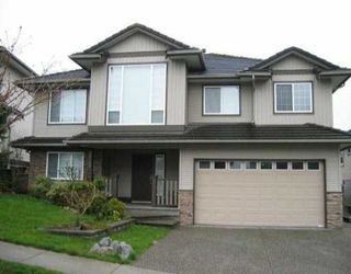 "Photo 1: 23745 ROCK RIDGE Drive in Maple Ridge: Silver Valley House for sale in ""ROCKRIDGE"" : MLS®# V637243"