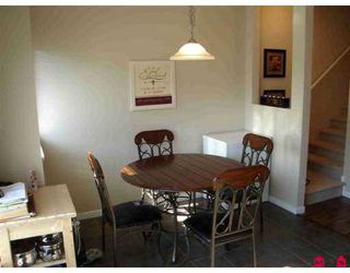 Photo 5: 87 18701 66TH Av in Cloverdale: Townhouse for sale : MLS®# F2620212