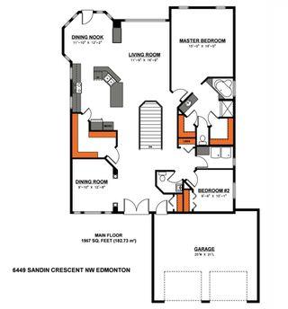 Photo 30: 6449 SANDIN Crescent in Edmonton: Zone 14 House for sale : MLS®# E4166742