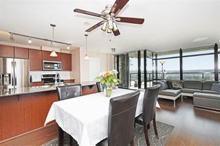 """Photo 4: 1804 610 VICTORIA Street in New Westminster: Downtown NW Condo for sale in """"The Point"""" : MLS®# R2398304"""