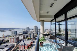 """Photo 16: 1804 610 VICTORIA Street in New Westminster: Downtown NW Condo for sale in """"The Point"""" : MLS®# R2398304"""