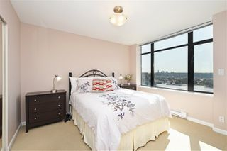 """Photo 11: 1804 610 VICTORIA Street in New Westminster: Downtown NW Condo for sale in """"The Point"""" : MLS®# R2398304"""