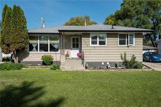 Photo 1: 123 Cameo Crescent in Winnipeg: North Kildonan Residential for sale (3F)  : MLS®# 1927703