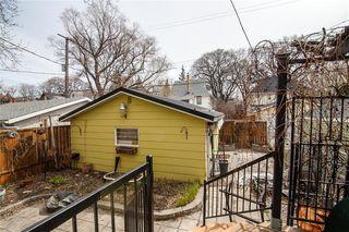 Photo 25: 517 Greenwood Place in Winnipeg: Wolseley Residential for sale (5B)  : MLS®# 202006108