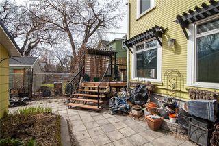 Photo 26: 517 Greenwood Place in Winnipeg: Wolseley Residential for sale (5B)  : MLS®# 202006108