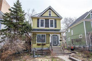 Photo 1: 517 Greenwood Place in Winnipeg: Wolseley Residential for sale (5B)  : MLS®# 202006108