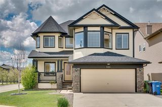 Main Photo: 520 COUGAR RIDGE Drive SW in Calgary: Cougar Ridge Detached for sale : MLS®# C4301701