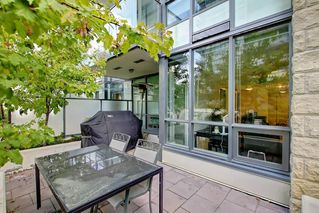 Photo 23: 114 51 WATERFRONT Mews SW in Calgary: Chinatown Apartment for sale : MLS®# C4301606