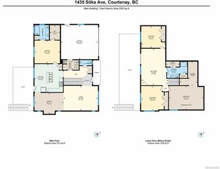 Photo 9: 1435 Sitka Ave in COURTENAY: CV Courtenay East House for sale (Comox Valley)  : MLS®# 843096