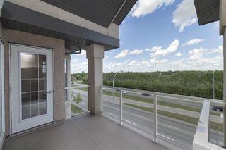Photo 29: 448 612 111 Street in Edmonton: Zone 55 Condo for sale : MLS®# E4221132