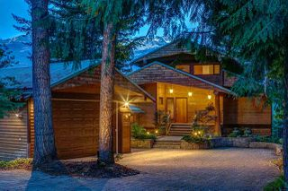 Main Photo: 8624 FOREST RIDGE DRIVE in Whistler: Alpine Meadows House for sale : MLS®# R2479442