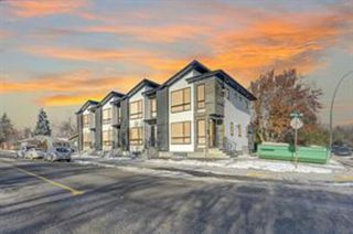 Main Photo: 1836 24 Avenue NW in Calgary: Capitol Hill Row/Townhouse for sale : MLS®# A1056297