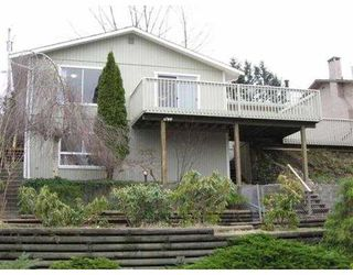 Photo 1: 1459 ELINOR Crescent in Port_Coquitlam: Mary Hill House for sale (Port Coquitlam)  : MLS®# V693388