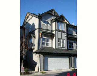 "Photo 1: 68 12677 63RD Avenue in Surrey: Panorama Ridge Townhouse for sale in ""Sunridge"" : MLS®# F2809311"