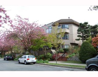 Photo 1: 1280 W 7TH Avenue in Vancouver: Fairview VW Townhouse for sale (Vancouver West)  : MLS®# V705426