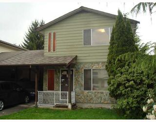 Photo 1: 1925 TAYLOR Street in Port_Coquitlam: VPQLM House for sale (Port Coquitlam)  : MLS®# V709681