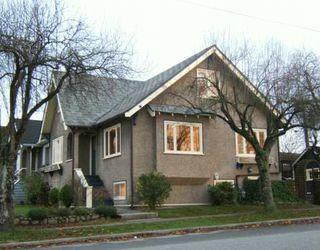 "Photo 2: 2704 GRAVELEY Street in Vancouver: Renfrew VE House for sale in ""RENFREW"" (Vancouver East)  : MLS®# V621896"