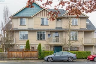 Photo 1: 982 Tolmie Avenue in VICTORIA: SE Quadra Row/Townhouse for sale (Saanich East)  : MLS®# 413384