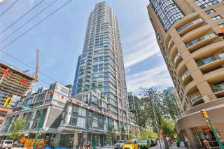"Main Photo: 1511 1283 HOWE Street in Vancouver: Downtown VW Condo for sale in ""TATE ON HOWE"" (Vancouver West)  : MLS®# R2389559"