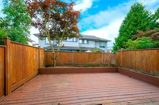 Photo 18: 16 20630 118 Avenue in Maple Ridge: Southwest Maple Ridge Townhouse for sale : MLS®# R2393071