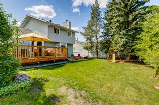 Photo 42: 93 LANGHOLM Drive: St. Albert House for sale : MLS®# E4200394