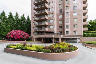 "Photo 24: 1803 551 AUSTIN Avenue in Coquitlam: Coquitlam West Condo for sale in ""Brookmere Towers"" : MLS®# R2467490"