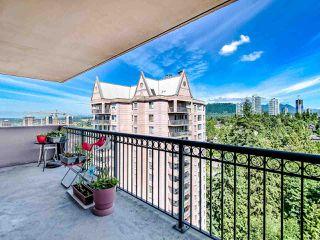 "Photo 19: 1803 551 AUSTIN Avenue in Coquitlam: Coquitlam West Condo for sale in ""Brookmere Towers"" : MLS®# R2467490"