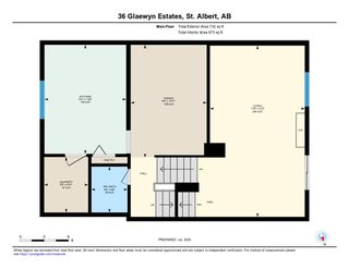 Photo 32: 36 Glaewyn Estates: St. Albert Townhouse for sale : MLS®# E4204462