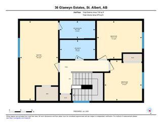 Photo 33: 36 Glaewyn Estates: St. Albert Townhouse for sale : MLS®# E4204462