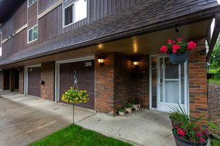 Photo 1: 36 Glaewyn Estates: St. Albert Townhouse for sale : MLS®# E4204462