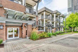 "Photo 1: 106 4728 BRENTWOOD Drive in Burnaby: Brentwood Park Condo for sale in ""The Varley by Ledingham McCallister"" (Burnaby North)  : MLS®# R2487430"