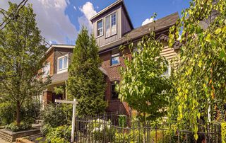 Photo 1: 212 Logan Avenue in Toronto: South Riverdale House (3-Storey) for sale (Toronto E01)  : MLS®# E4877195