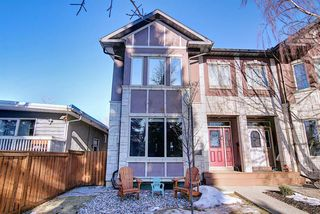 Main Photo: 2122B 52 Avenue SW in Calgary: North Glenmore Park Semi Detached for sale : MLS®# A1033490