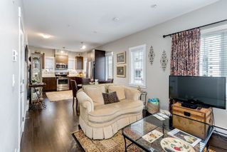 """Photo 5: 8 838 ROYAL Avenue in New Westminster: Downtown NW Townhouse for sale in """"BRICKSTONE WALK 2"""" : MLS®# R2501048"""