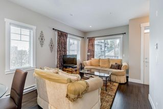 """Photo 3: 8 838 ROYAL Avenue in New Westminster: Downtown NW Townhouse for sale in """"BRICKSTONE WALK 2"""" : MLS®# R2501048"""