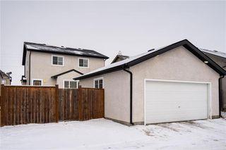 Photo 43: 92 Beachham Crescent in Winnipeg: Bridgwater Forest Residential for sale (1R)  : MLS®# 202029632