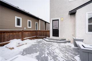 Photo 38: 92 Beachham Crescent in Winnipeg: Bridgwater Forest Residential for sale (1R)  : MLS®# 202029632