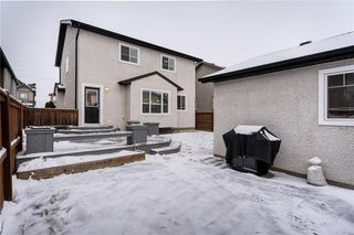 Photo 42: 92 Beachham Crescent in Winnipeg: Bridgwater Forest Residential for sale (1R)  : MLS®# 202029632