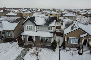 Photo 47: 92 Beachham Crescent in Winnipeg: Bridgwater Forest Residential for sale (1R)  : MLS®# 202029632