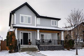 Photo 1: 92 Beachham Crescent in Winnipeg: Bridgwater Forest Residential for sale (1R)  : MLS®# 202029632