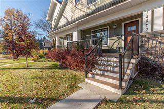Photo 42: 12620 106 Avenue in Edmonton: Zone 07 Townhouse for sale : MLS®# E4224048