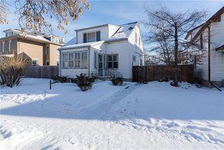 Main Photo: 540 De La Morenie Street in Winnipeg: St Boniface Residential for sale (2A)  : MLS®# 202101774