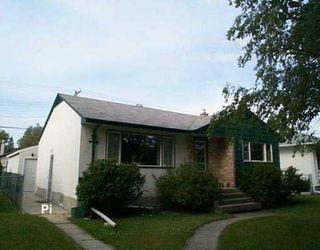 Photo 1: 424 OAKVIEW Avenue in Winnipeg: East Kildonan Single Family Detached for sale (North East Winnipeg)  : MLS®# 2610433