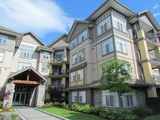 """Photo 1: #306B 45595 TAMIHI WAY in CHILLIWACK: Vedder S Watson-Promontory Condo for rent in """"THE HARTFORD"""" (Sardis)"""