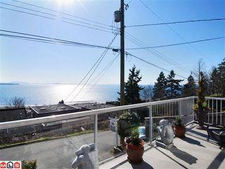 """Photo 8: 14729 UPPER ROPER AV: White Rock House for sale in """"WESTSIDE"""" (South Surrey White Rock)  : MLS®# F1023452"""