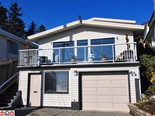 """Photo 1: 14729 UPPER ROPER AV: White Rock House for sale in """"WESTSIDE"""" (South Surrey White Rock)  : MLS®# F1023452"""