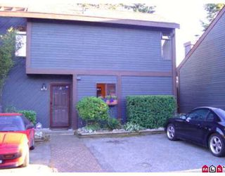 "Photo 1: 6047 W GREENSIDE Drive in Surrey: Cloverdale BC Townhouse for sale in ""Greenside"" (Cloverdale)  : MLS®# F2720669"
