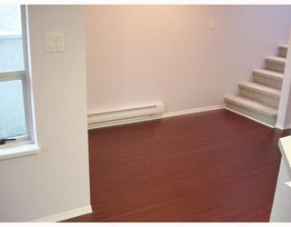 Photo 4: 6 1510 E 3RD Avenue in Vancouver: Grandview VE Townhouse for sale (Vancouver East)  : MLS®# V710646
