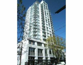 "Photo 1: 480 ROBSON Street in Vancouver: Downtown VW Condo for sale in ""R&R"" (Vancouver West)  : MLS®# V623215"