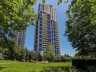 "Photo 1: 1001 2138 MADISON Avenue in Burnaby: Brentwood Park Condo for sale in ""Renaissance Towers at Mosaic"" (Burnaby North)  : MLS®# R2394726"